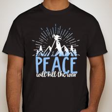 Peace will kill the war