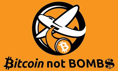bitcoin not bombs