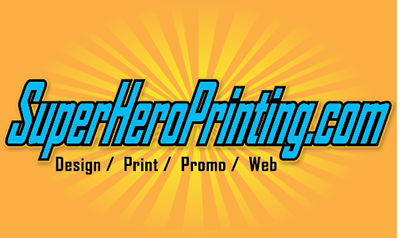 Superhero Printing